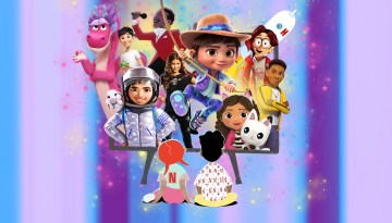 Netflix Launches Kids Recap Email and Kids Top 10 row