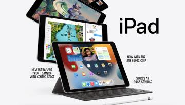 Apple announces all new iPad