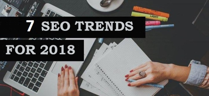 Top 7seo trend in 2018