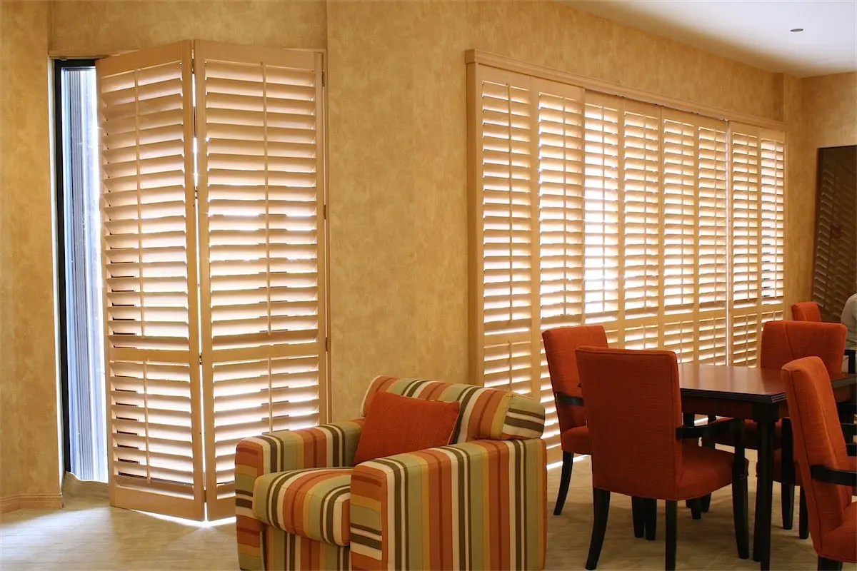Murrieta Blinds  Shutters Gallery  Vineyard Blind  Shutter