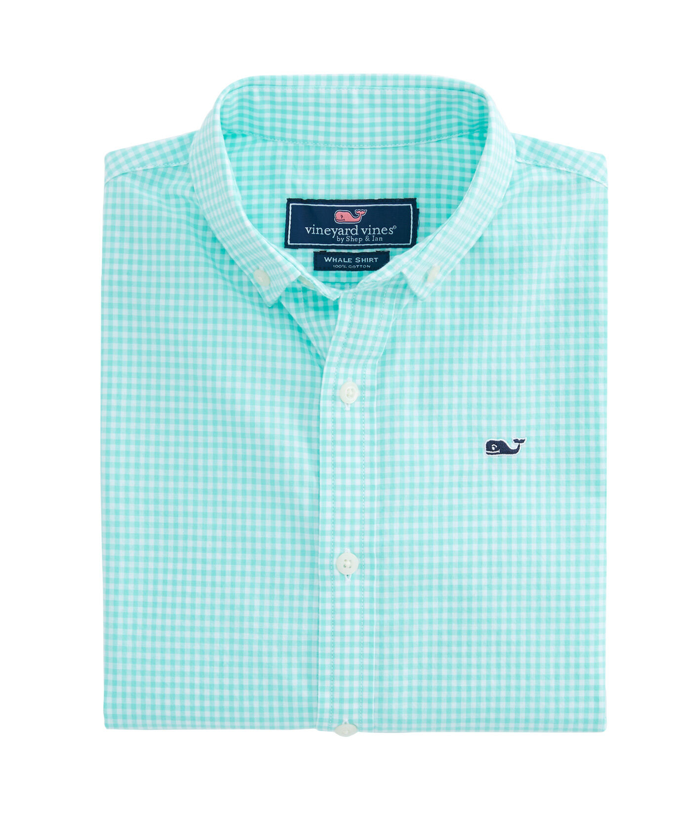 Boys arawak gingham whale shirt also casual  classic clothing rh vineyardvines