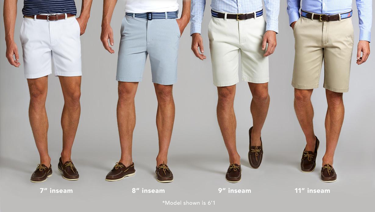 Image result for 8' inseam shorts for men