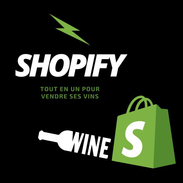 vendre ses vins sur shopify