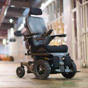 F5 Permobil Wheelchair