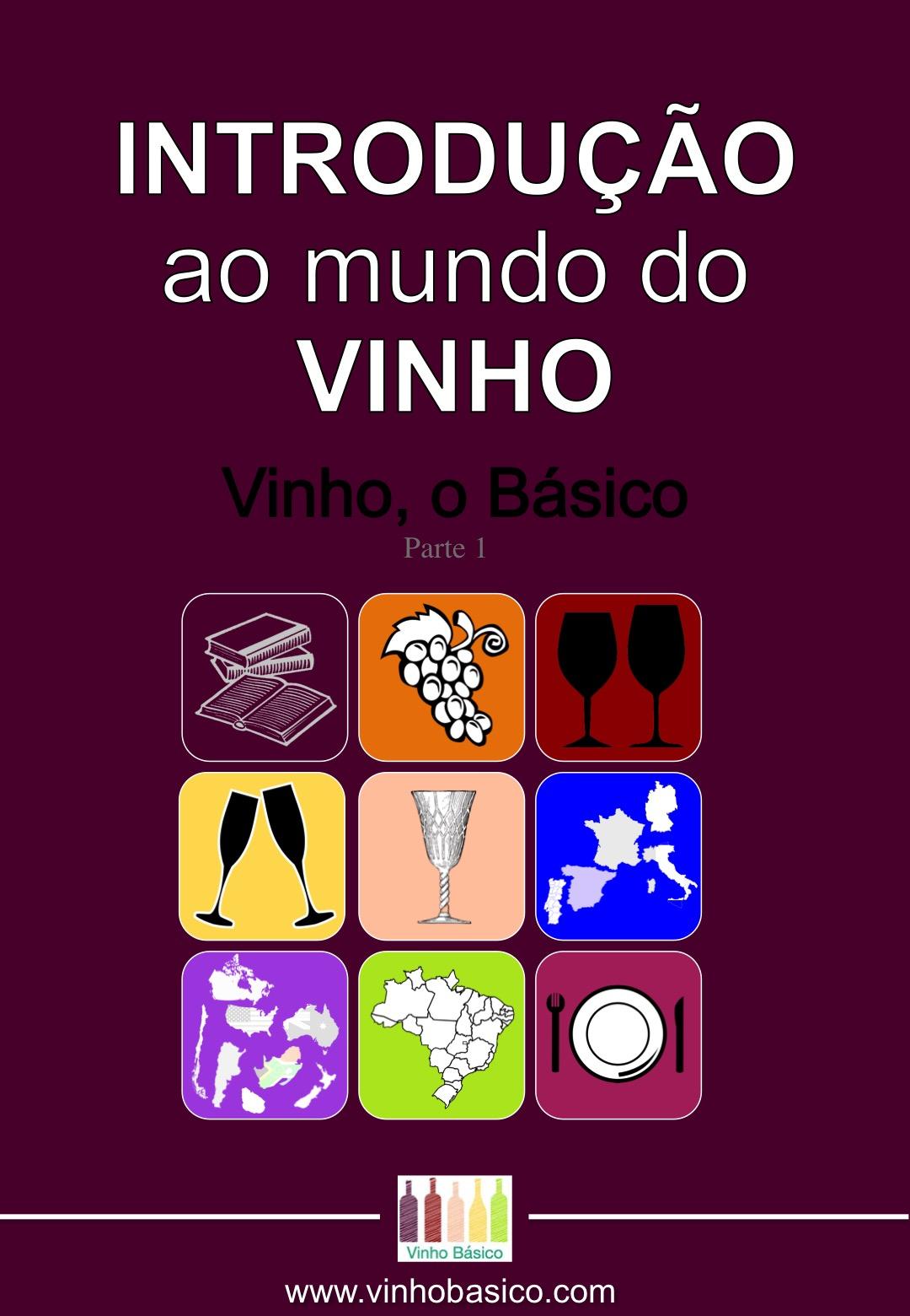 Capa Ebook Vinho o Basico 1 Introducao