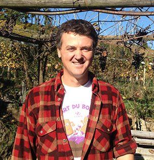 Domaine Giachino - Frédéric Giachino, vigneron bio - Vinibee