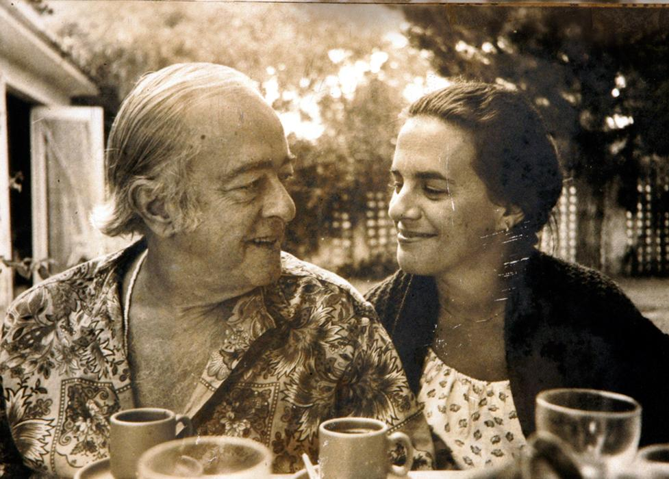 Com Gilda Matoso