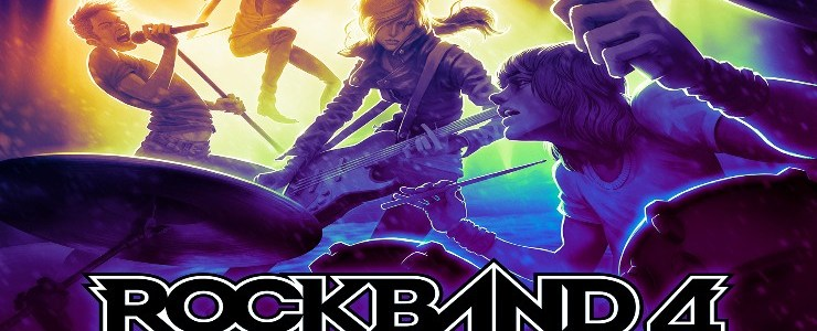 Rock Band 4 – Guitar Bundle (Videogame)