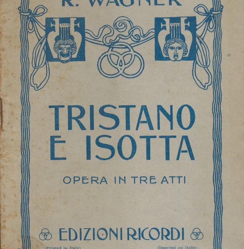 Tristano e Isotta – Richard Wagner (Libretto)