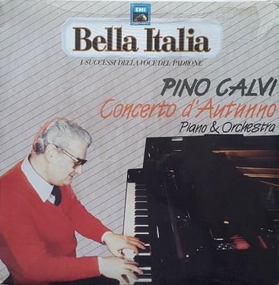 Pino Calvi - Concerto d'autunno - Piano e Orchestra