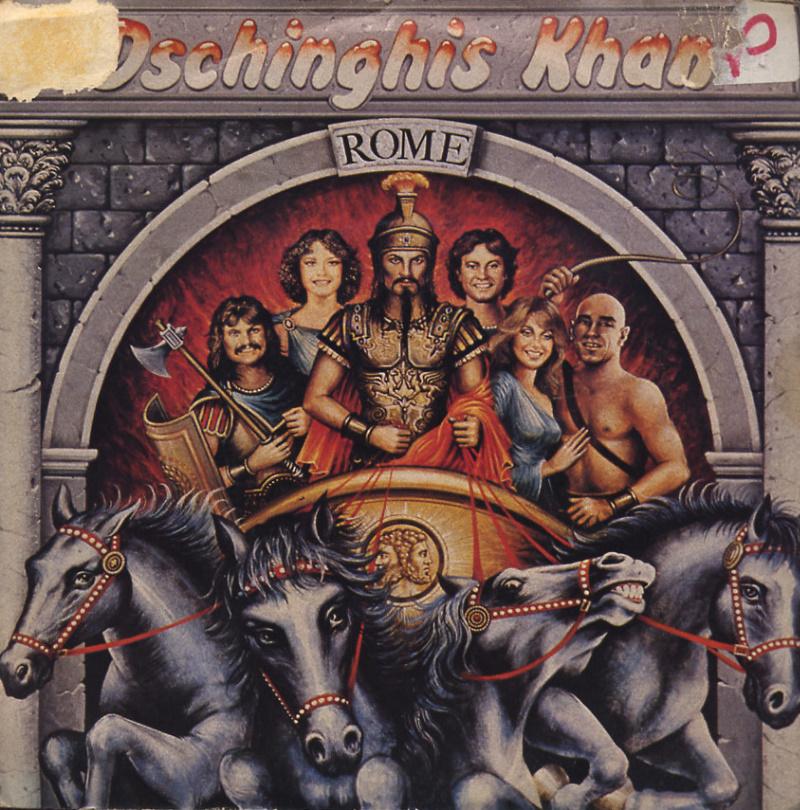 Dschinghis Khan - Rome
