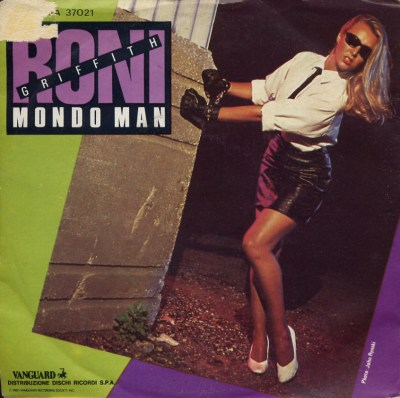 Roni Griffith - Mondo man