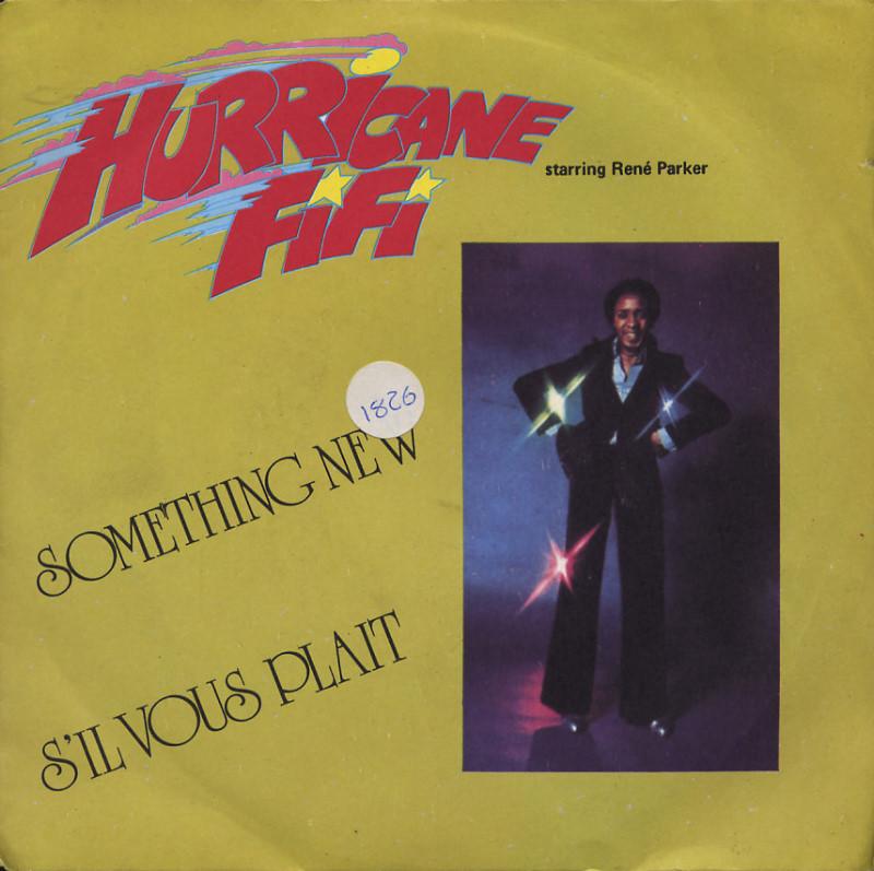 Hurricane Fifi - Something new - Starring Rene Parker