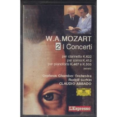 Wolfgang Amadeus Mozart - 2: I Concerti
