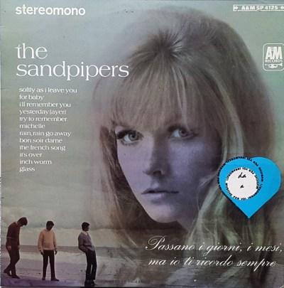 The Sandpipers - Passano i giorni, i mesi, ma io ti ricordo sempre!