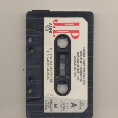 Le canzoni vincenti dei Festival di Sanremo - Anni '80