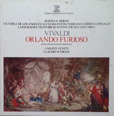 Antonio Vivaldi - Orlando Furioso