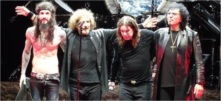 Black Sabbath - The End (DVD+Blu-Ray+3 CD)