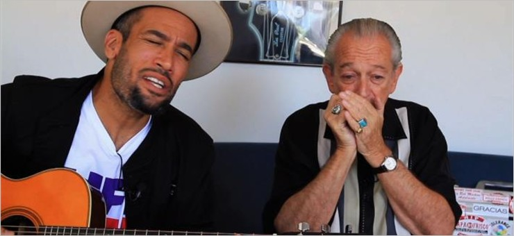 Ben Harper & Charlie Musselwhite: No Mercy in This Land Tour