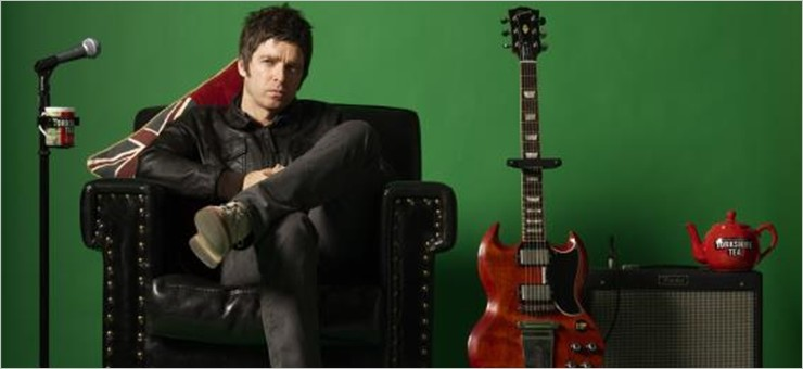Noel Gallagher's High Flying Birds + Paul Kalkbrenner (Biglietti)