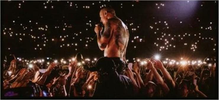 Linkin Park - One More Light Live, l'album dedicato a Chester