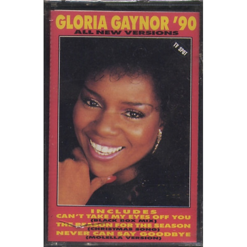 Gloria Gaynor - '90 - All new versions
