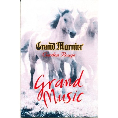 Grand music - Grand Marnier (SOLO COPERTINA / COVER ONLY)