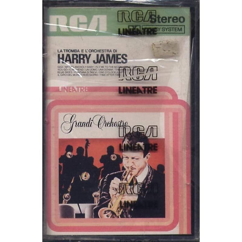 Harry James - La Tromba e l'Orchestra di Harry James