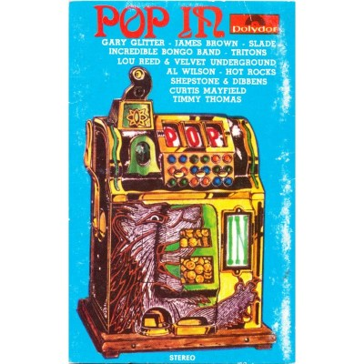 Pop in (SOLO COPERTINA / COVER ONLY)