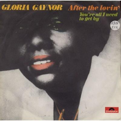 Gloria Gaynor - After the lovin'