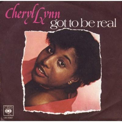 Cheryl Lynn - Got to be real