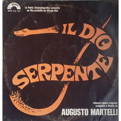 Augusto Martelli - Il Dio Serpente