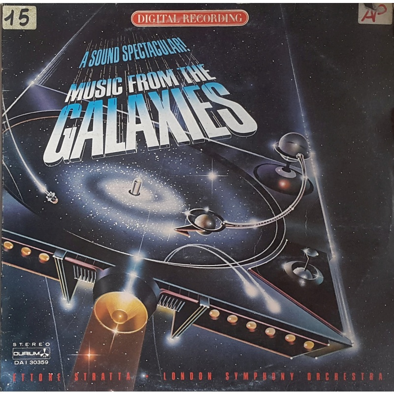 Ettore Stratta - Music from the Galaxies
