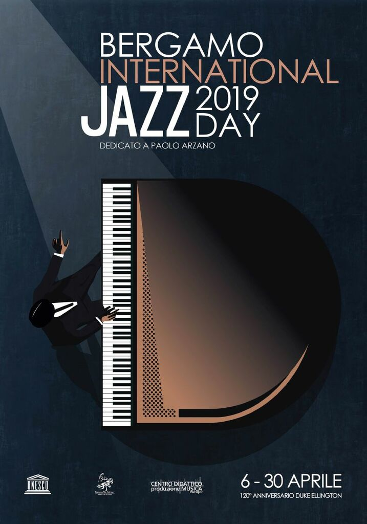 Bergamo per International Jazz Day 2019 - Dedicato a Paolo Arzano