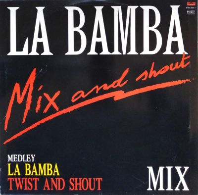 John Ritchie - La Bamba - Mix and shout