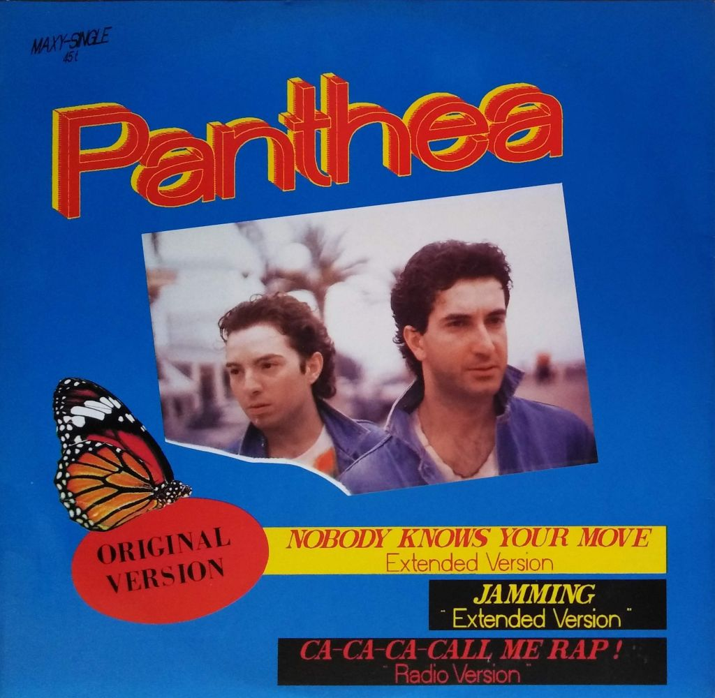 Panthea - Nobody knows your move