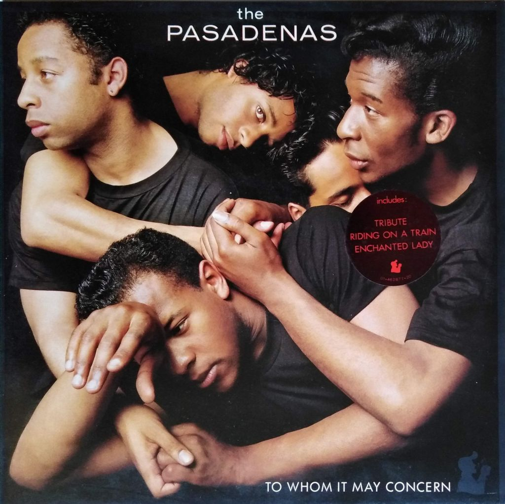 The Pasadenas - To Whom It may Concern