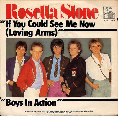 Rosetta Stone - If you could see me now (Loving arms)