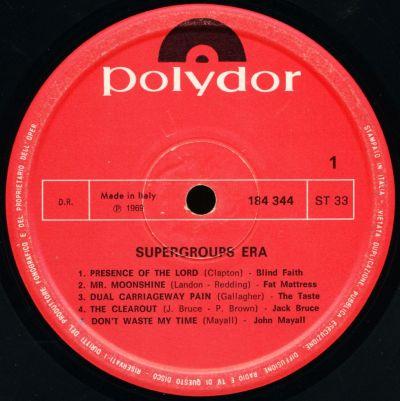 Supergroups Era