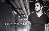 Luke Bryan mantiene por segunda semana consecutiva el #1 en USA