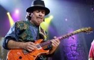 Carlos Santana está bien y disfrutando de la mañana