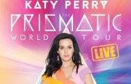 Katy Perry es la mujer que más dinero gana, según Forbes