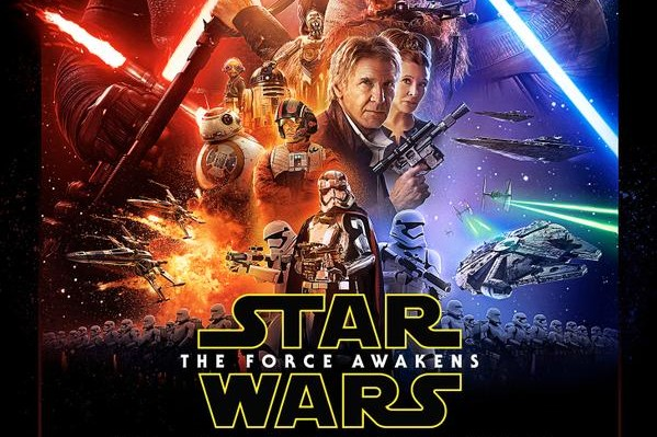 Star Wars: The force awakens, destroza la taquilla como si no hubiera mañana