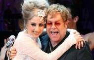 Elton John está trabajando con Lady Gaga en nueva música