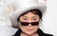 Yoko Ono será dada de alta hoy según su publicista
