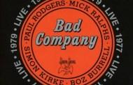 Bad Company y Cream vuelven a la lista británica