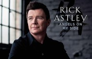 Rick Astley presenta Angels on my side, segundo single de 50