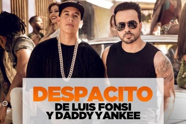Luis Fonsi y Daddy Yankee, 16 semanas #1 en España, con 'Despacito'