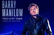 Barry Manilow suma su disco número 26, dentro del top 40 en US, con 'This is my town: Songs of New York'