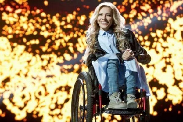 Ucrania prohíbe la entrada, de la representante rusa en Eurovisión